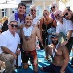 32. Çanakkale Boğazı Yüzme Yarışı Başarıyla Tamamlandı