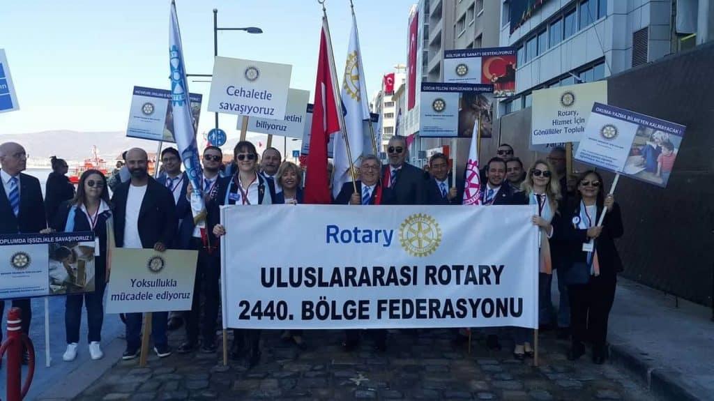İzmir ve Bursa'da Cumhuriyet Bayramı Etkinliklerimiz…
