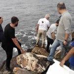 Muradiye Rotary Kulübü Dip ve Kıyı Temizliği…