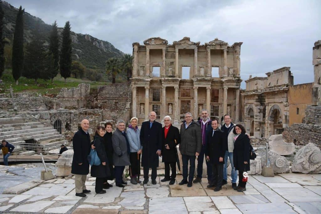 Uluslararası Rotary Başkanı Barry Rassin Türkiye'yi Ziyaret Etti…