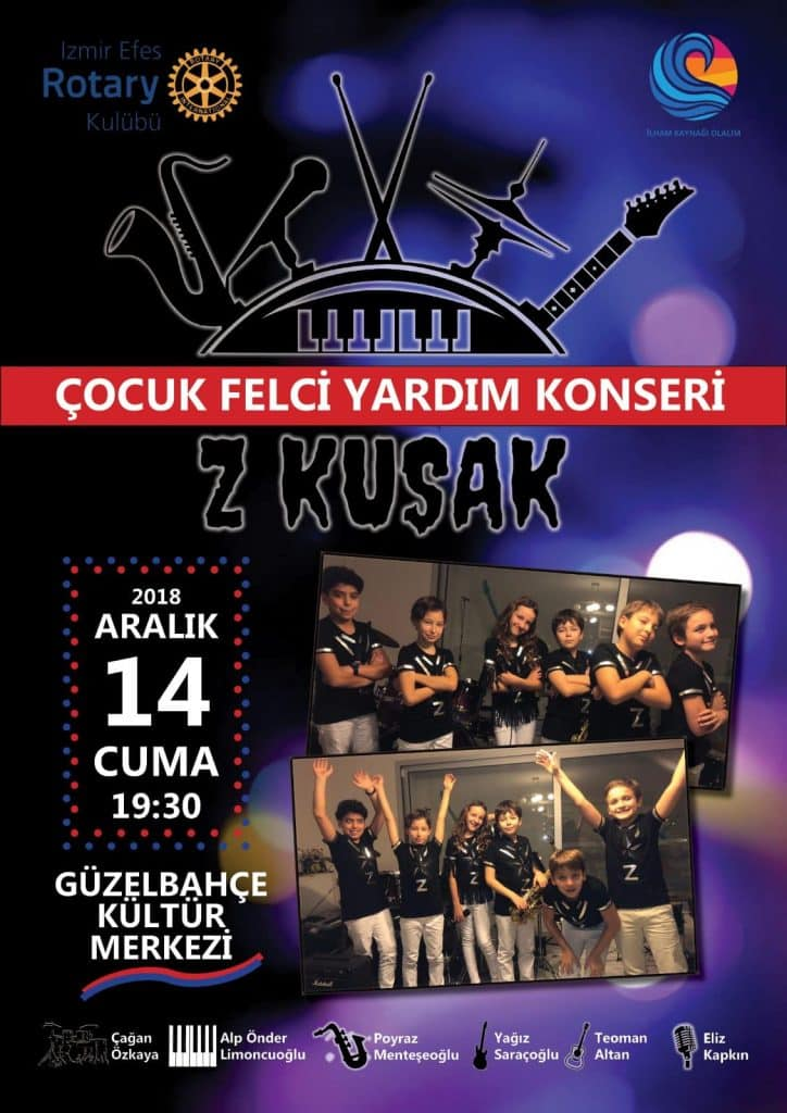 Efes RK Konser Duyurusu