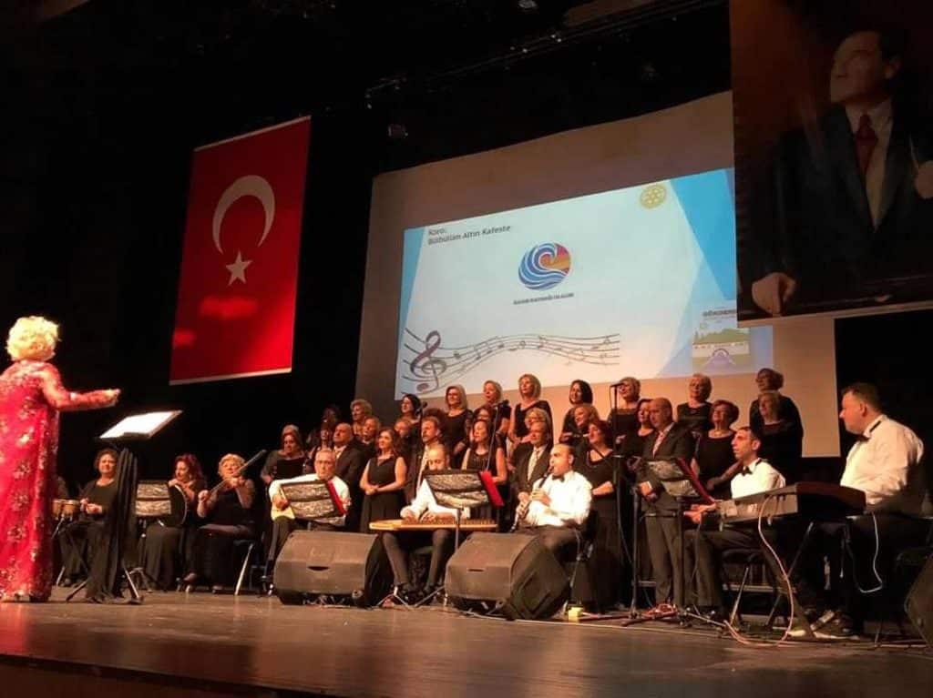 Gökdere RK Cumhuriyet'in Kuruluşu Gecesi…