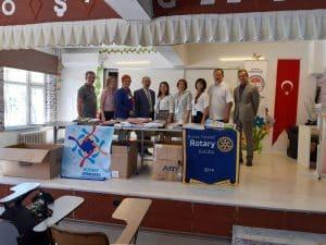 Heykel RK Rotary Okulda