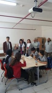İzmir RK Rotary Okulda