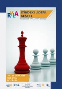 """Karia RK / RYLA """"İçindeki Lideri Keşfet"""" 26-27 Ekim 2019 BODRUM"""