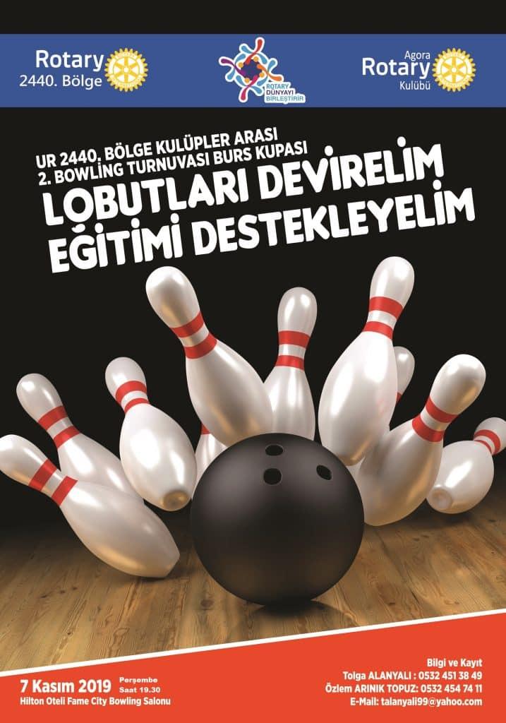 Agora RK 2. Bowling Turnuvası