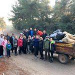 Osmangazi RK Çevre Temizliği Etkinliği Gerçekleştirdi