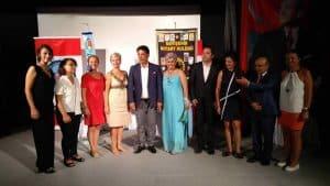 Mavişehir Rotary Kulübü Eğitim için El Ele Geleceğe Projesi Yararına Konser Düzenledi
