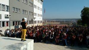 Bornova Rotary Kulübü Öğrencilerle…