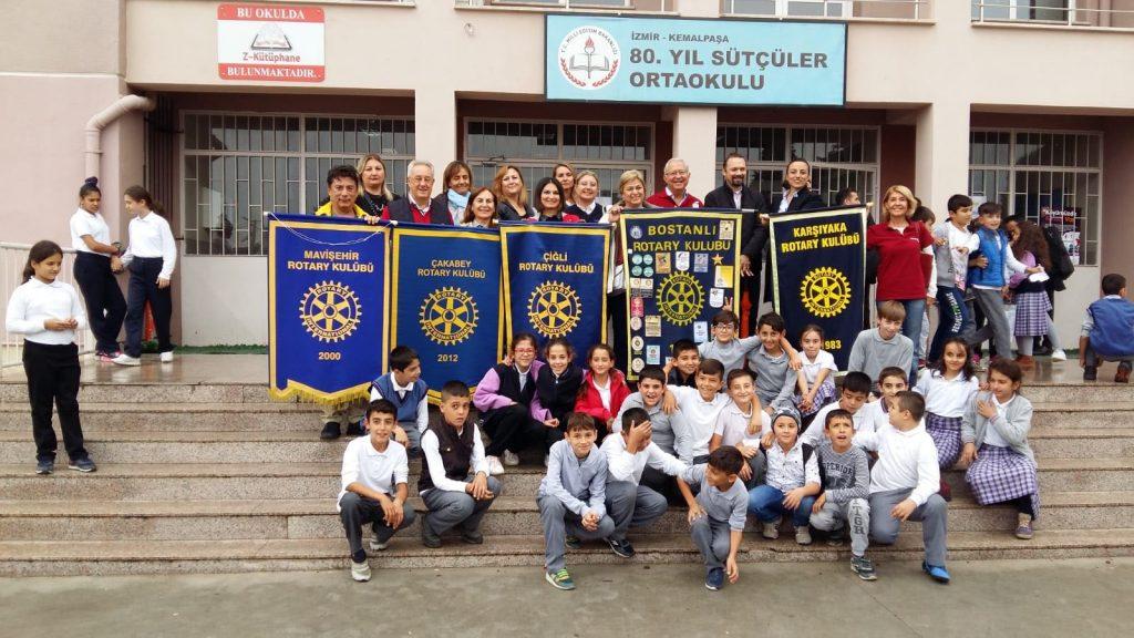 """6. Grup Kulüpleri """"Köyümüzde Konser Var"""""""