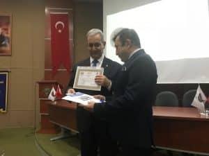 """Salihli RK """"Türkiye Ekonomisi Genel Görünüm"""" Konferansı…"""