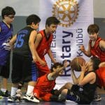 Efes RK Minikler Basketbol Şenliği Düzenledi