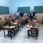 Demirtaş RK Rotary Okulda
