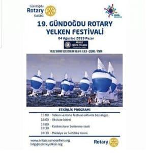 Gündoğdu RK 19. Rotary Yelken Festivali Tamamlandı
