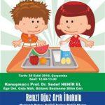 Gaziemir RK Toplum Birliği'nde Beslenme Semineri