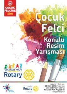 Heykel RK Polio Day Resim Yarışması