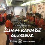 Bostanlı RK Öğrencilerle Yemek Atölyesi