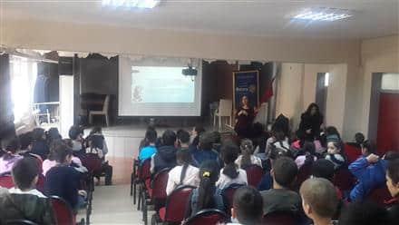 """Gaziemir RK Rotary Okulda """"Kişisel Hijyen: Suyun Hayatımızdaki Önemi"""""""