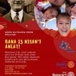 İzmir Rotary Kulübü 23 Nisan Temalı Video Yarışması Sonuçlandı