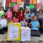 Karia RK Urfa'daki Anaokulu Çocuklarına Bir El Verdi