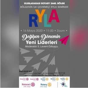 Online RYLA Semineri Düzenlendi
