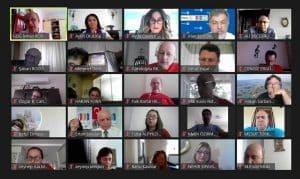 2020-21 Dönemi BES – Başkanlar Eğitim Semineri Online Olarak Gerçekleşti