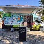 Nilüfer Rotary Kulübü Gezici Kütüphanesi Hizmete Girdi