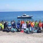Mudanya'da Temiz ve Yaşanabilir Çevre için Deniz ve Kıyı Temizliği