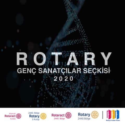 Rotary Genç Sanatçılar Seçkisi 2020
