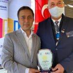 Ölüdeniz Rotary Kulübü Meslek Hizmet Ödülü Verdi