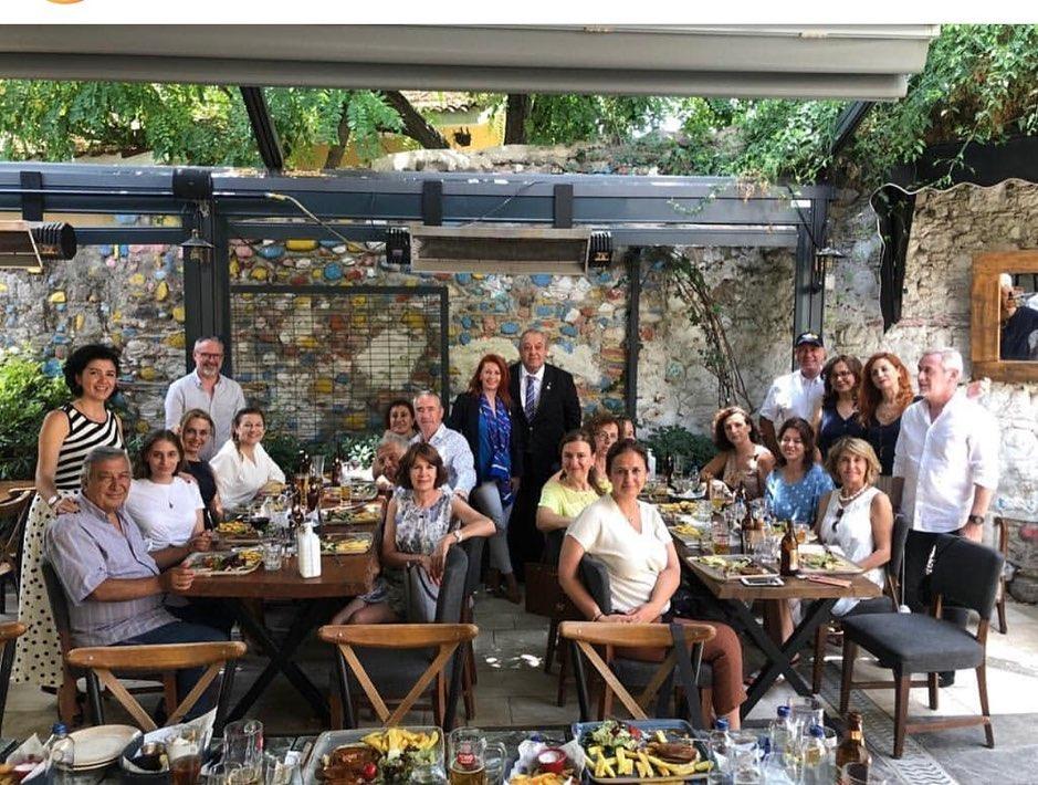 Yenİ Dönemİn İlk Etkİnlİğİ! 1 Temmuz'da Karşıyaka Rotary Kulübü Kabotaj Bayramı'nı Kutladı
